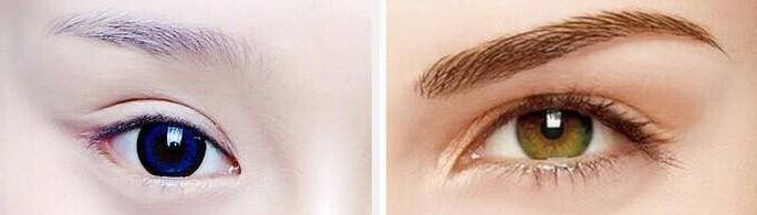 纹眉和绣眉的区别是什么?