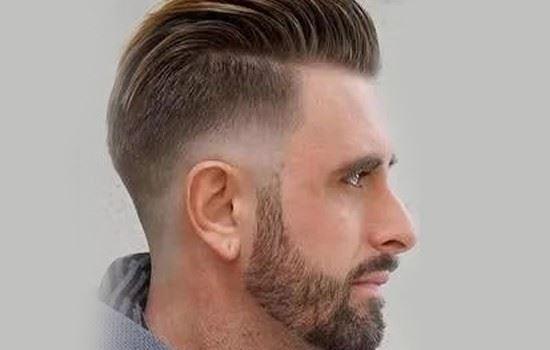 男生两边剃光再烫的发型 2020超流行的帅气发型