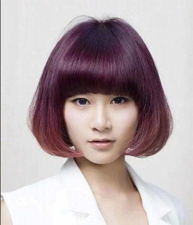 头发少的女孩子合适什么发型 头发少女生应该如何做发型示例