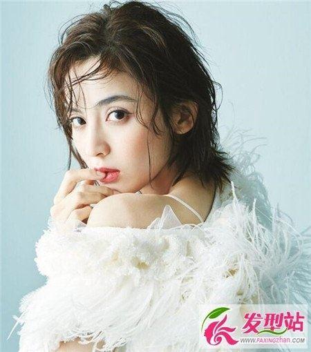 """2021流行""""妹妹头""""发型  甜美清爽减龄"""