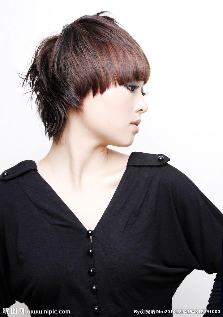 女短发发型